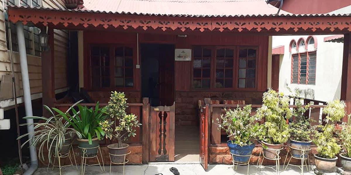 Senarai Homestay Kampung Morten - Md Shah Home Stay