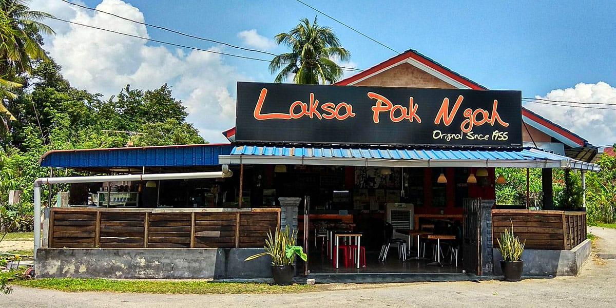 Laksa Kuala Kangsar - Laksa Pak Ngah