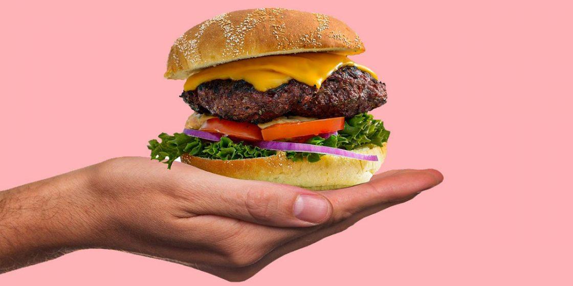 Resepi Daging Burger Homemade Cover