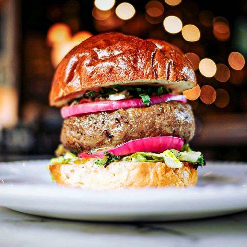 Resepi Daging Burger