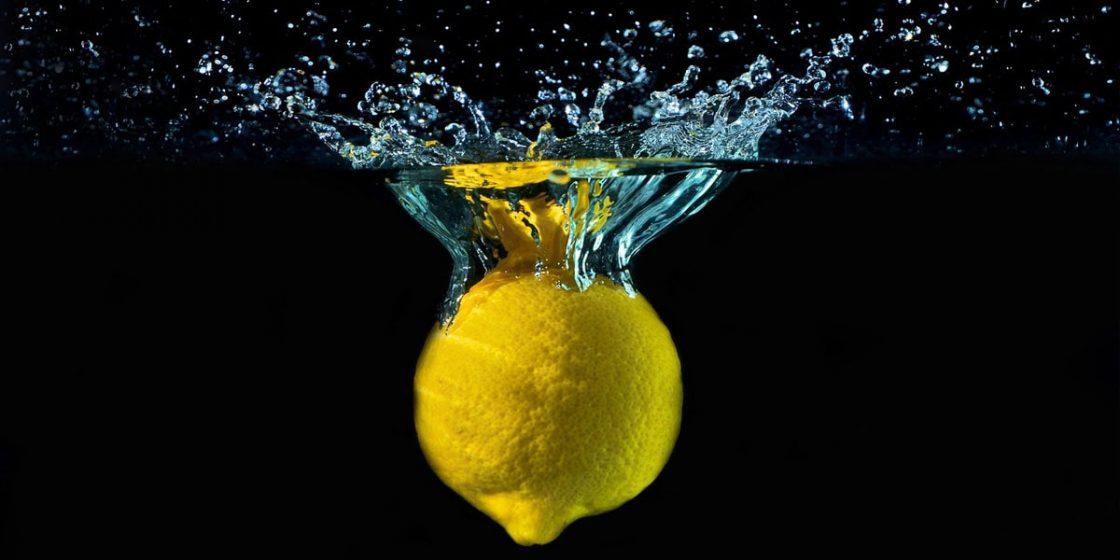 Khasiat Lemon Cover