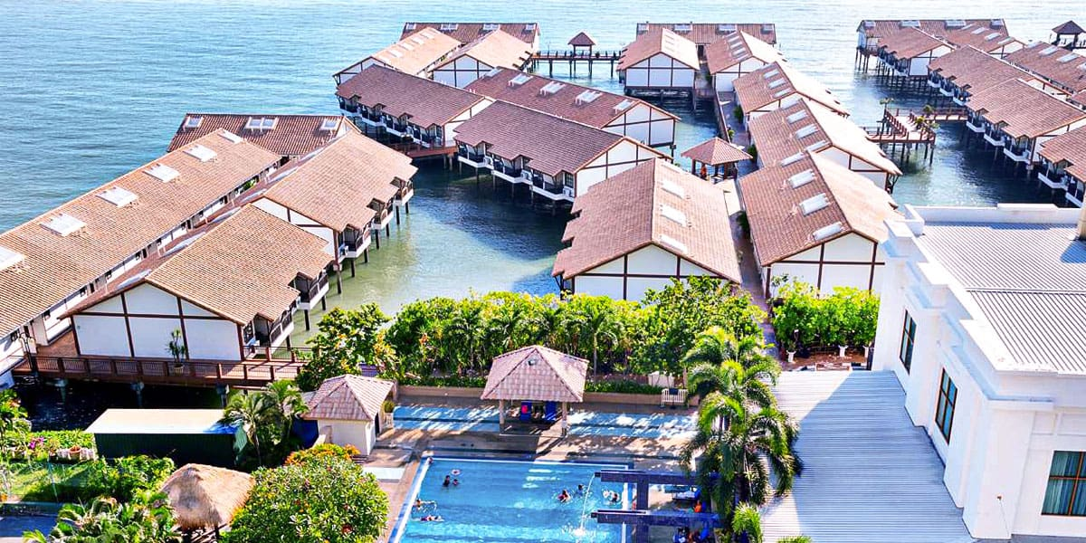 Staycation KL - Grand Lexis Port Dickson