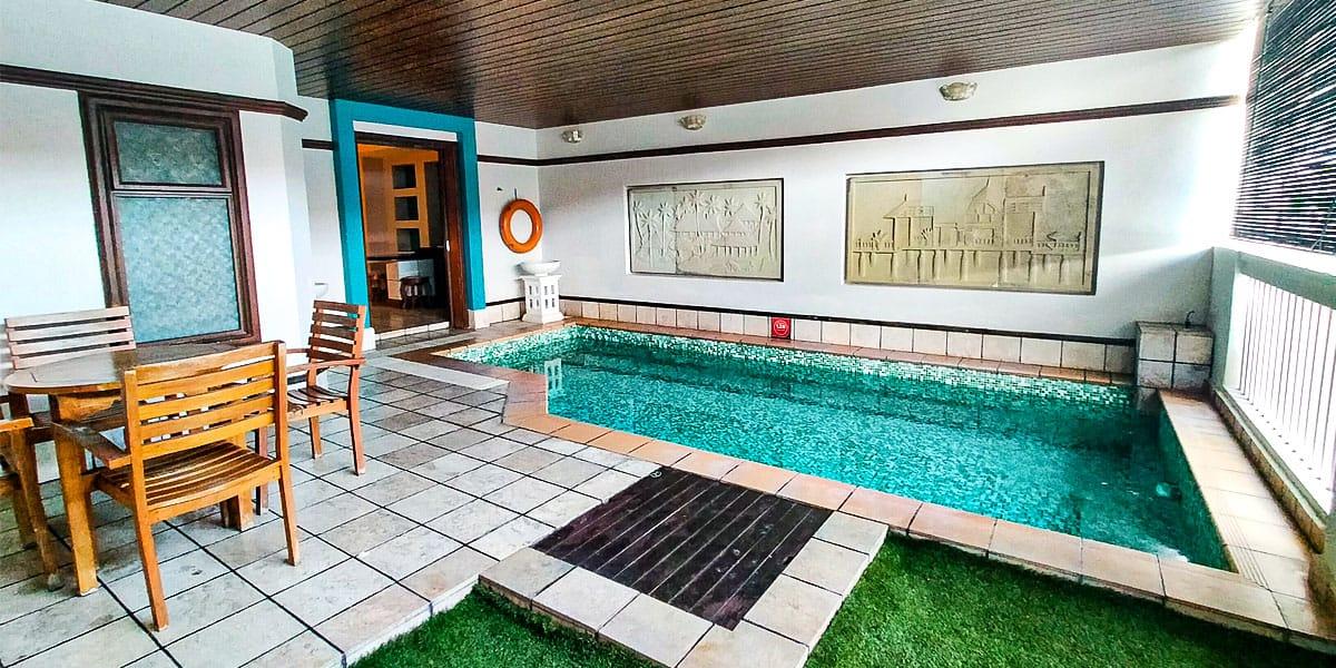 Grand Lexis Port Dickson Pool