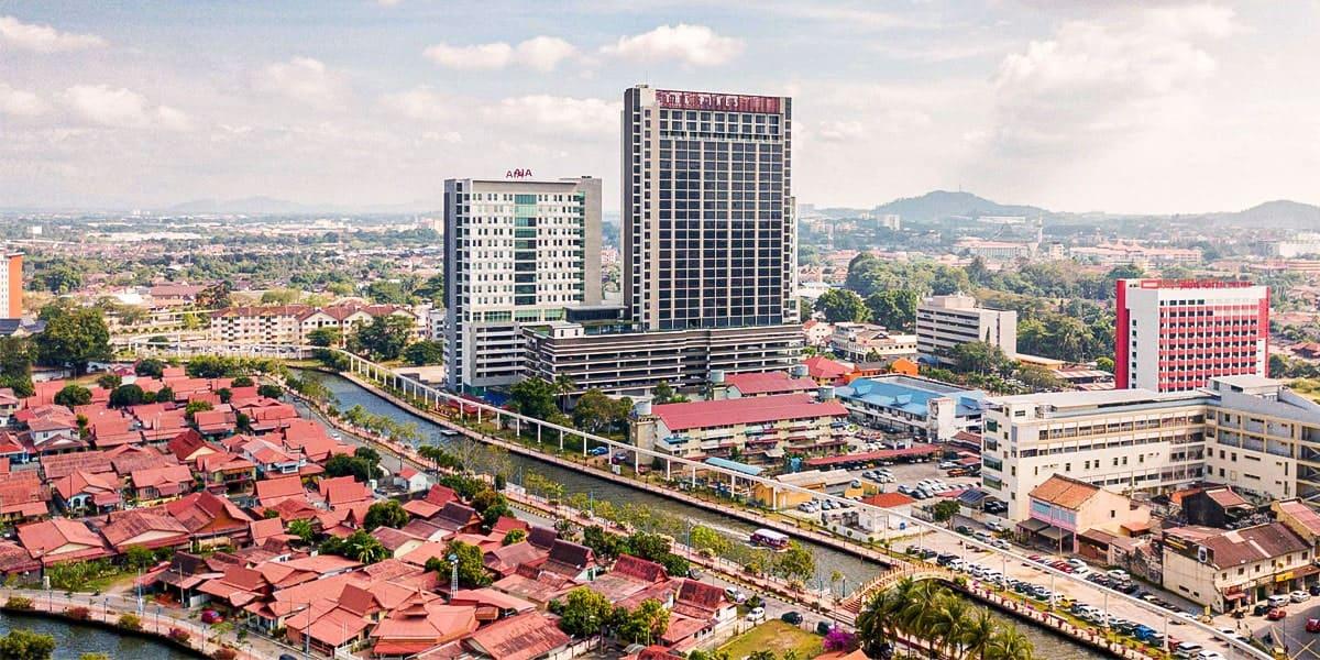 Staycation KL - The Pines Melaka