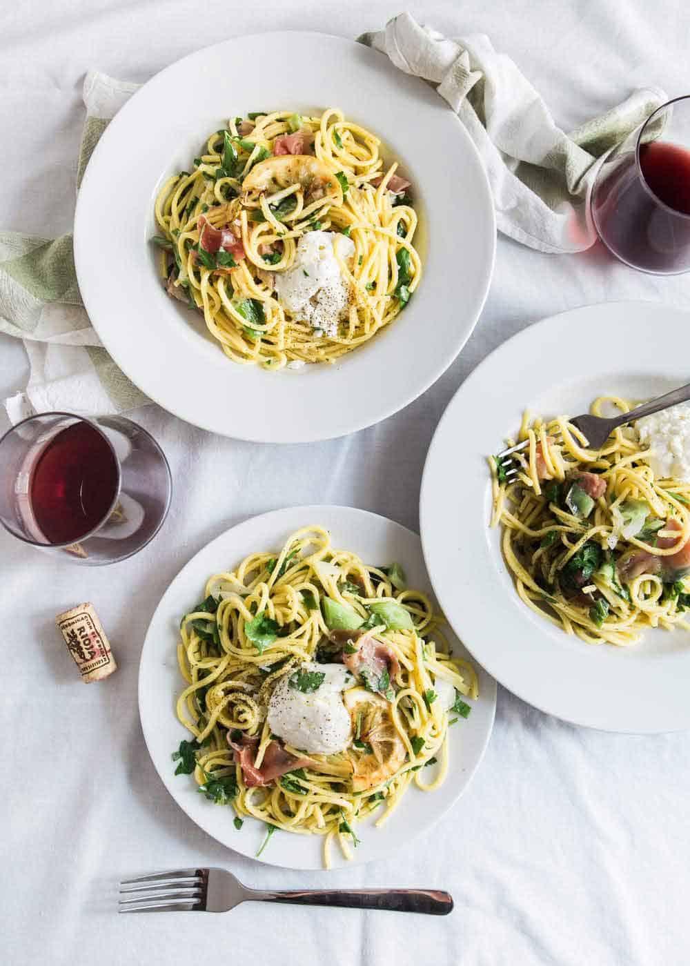 Resepi Spaghetti Aglio Olio Ayam Diet