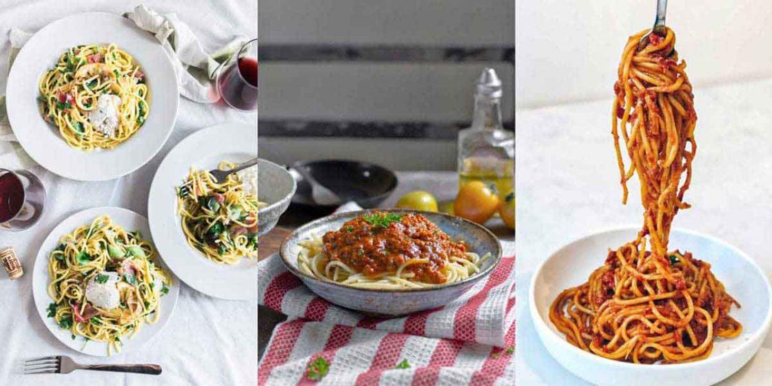 Resepi Spaghetti Cover